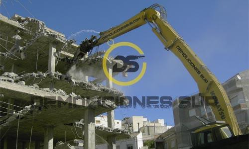 Demoliciones y Derribos - Demoliciones Sur