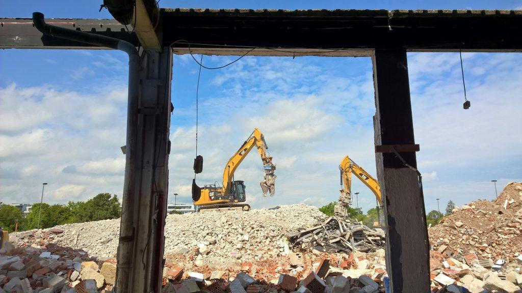 demolicion de edificios- Empresa de demoliciones