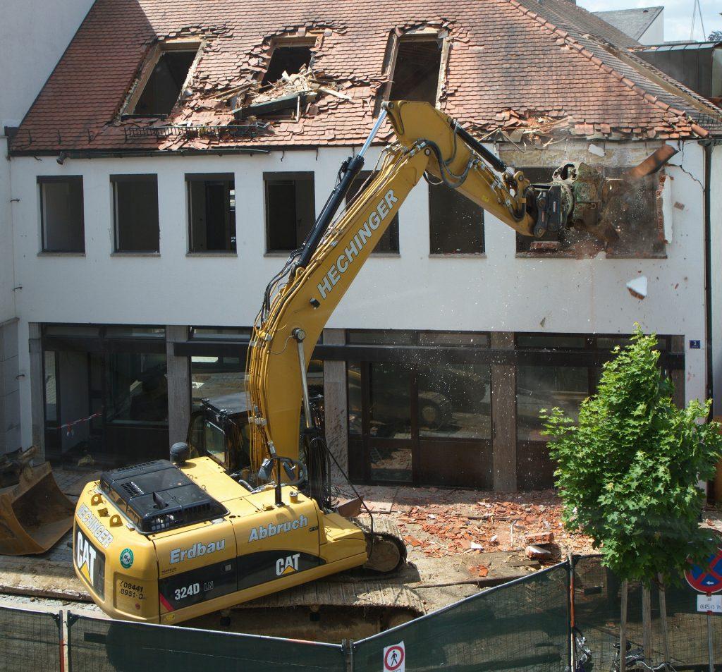 Demoliciones Córdoba SL - Empresa de Derribos en Córdoba