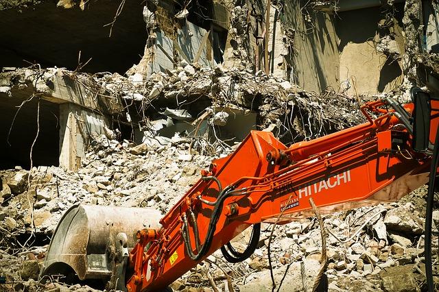 Demoliciones en Córdoba Capital