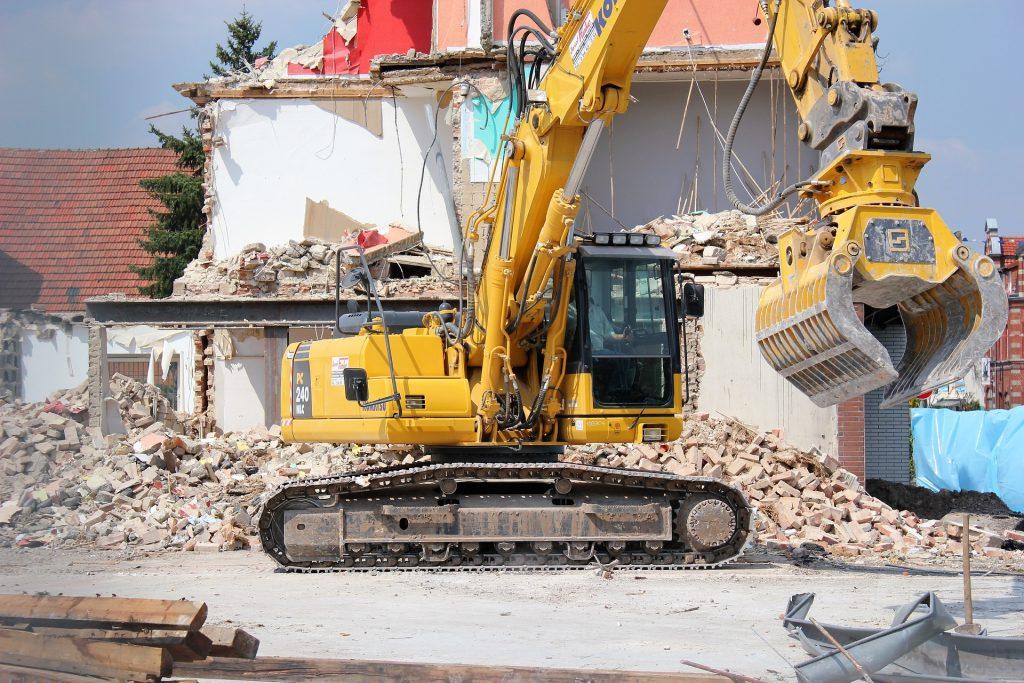 Empresa de Demoliciones de Casas en Córdoba | Demoliciones Sur