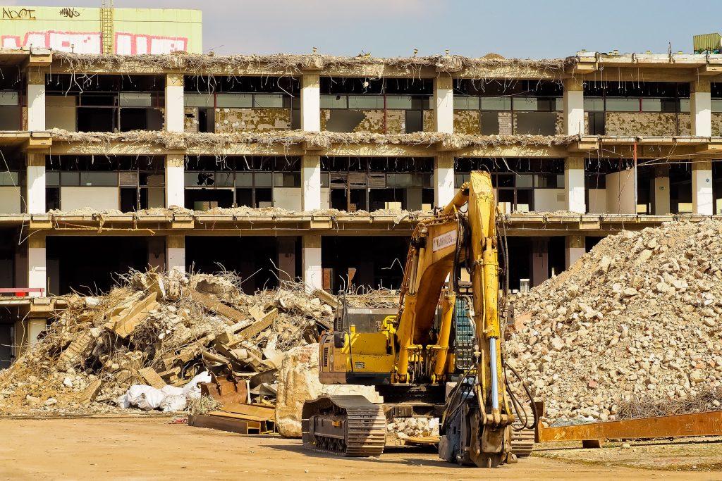Empresa de Demoliciones de Edificios en Córdoba | Demoliciones Sur