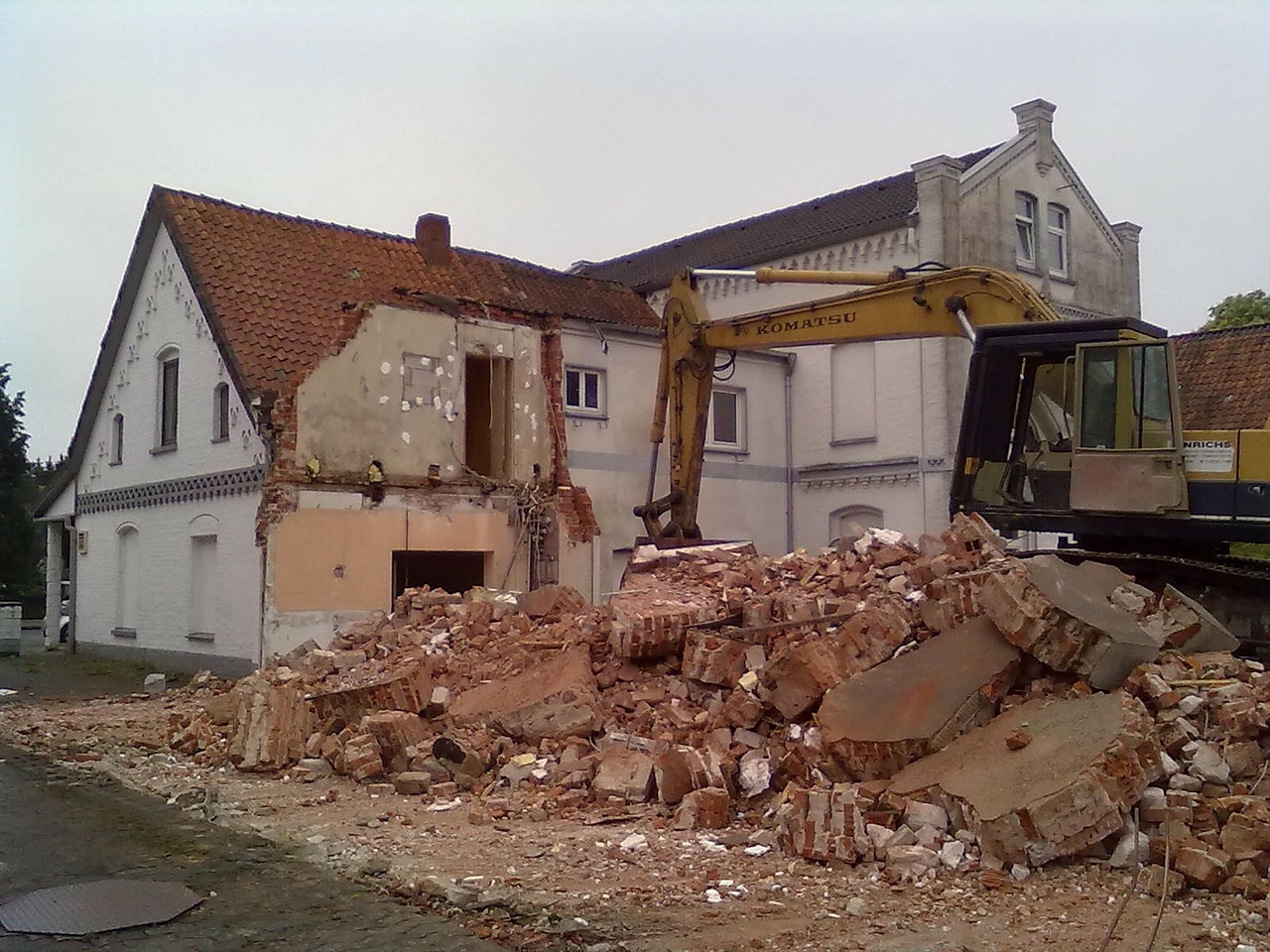 Demolición de Casas en Granada - demoliciones sur