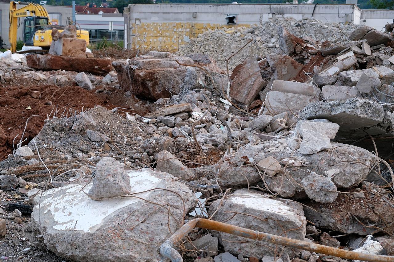 Derribos en Granada - Demoliciones Sur