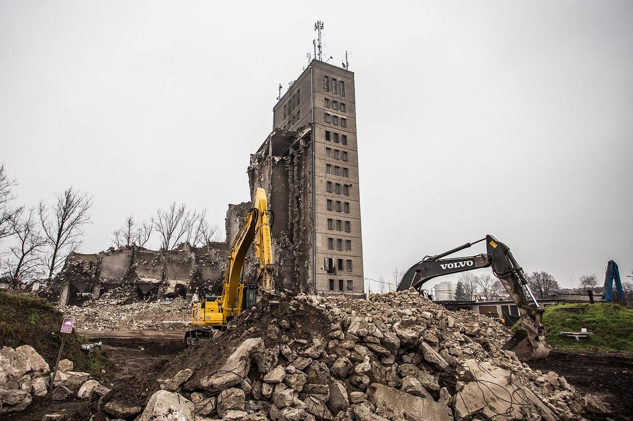 Empresa de Demoliciones en Granada - Demoliciones Sur
