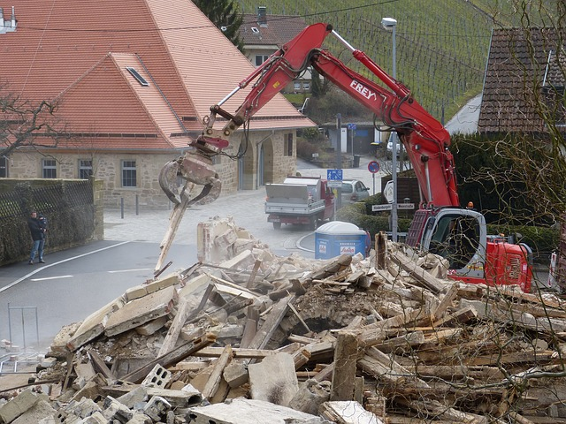 Empresa de Demoliciones de Casas en Sevilla | Demoliciones Sur